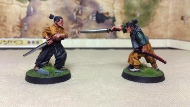 """Garde """"Sha No Kamae"""" contre une attaque à la gorge"""