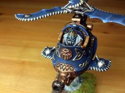 Gyrocoptère Draken