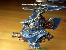 Bombes très peu utilisées, je préfère le canon vaporisateur d'Elfes Sylvains :)