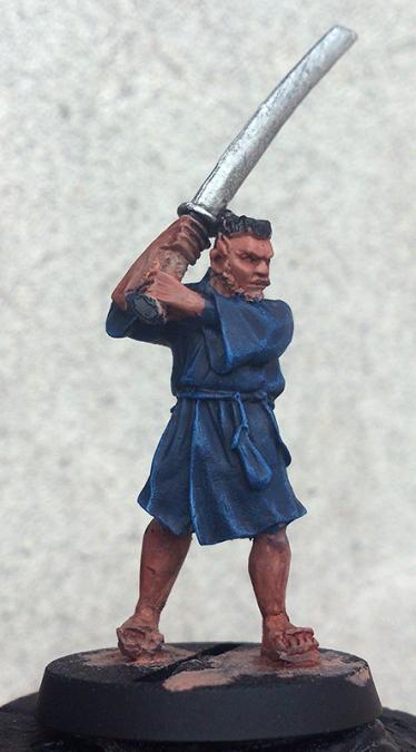 Grand Samuraï Face