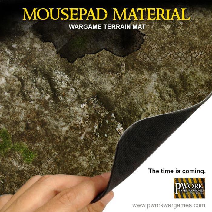 Le mousepad c'est bon, mangez-en