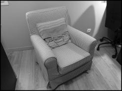 Robert, mon pote de lecture. Si votre fauteuil préféré n'a pas de nom c'est une grave erreur...